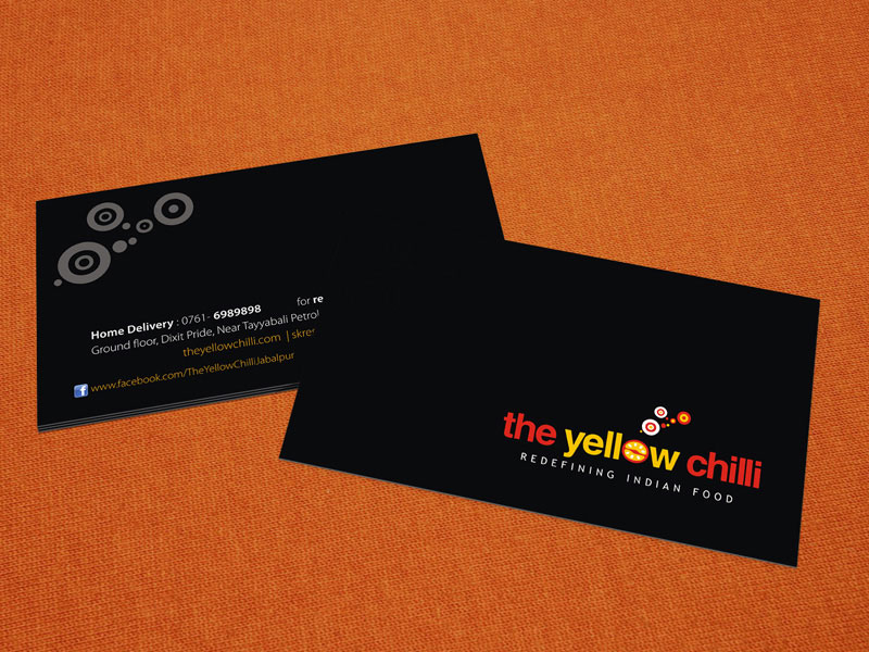 Business Card in Jabalpur